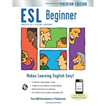 ESL Beginner Premium Edition with e-flashcards