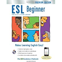 ESL Beginner Premium Edition with e-flashcards (English as a Second Language Series)