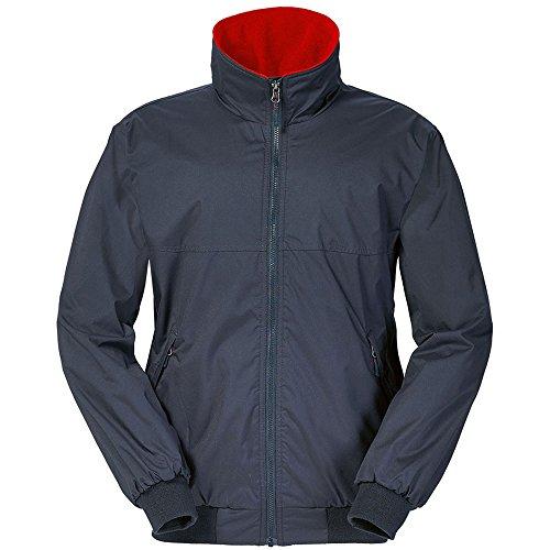 Chaqueta Musto Marino Rojo Azul II impermeable para Snug modelo hombre Blouson gpwxpdqr
