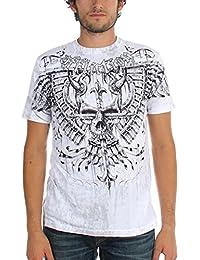 Affliction Lonsdale Short Sleeve T-Shirt