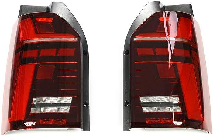 T6 1 Led Schlussleuchten Abgedunkelt Tuning Design Rückleuchten Auto