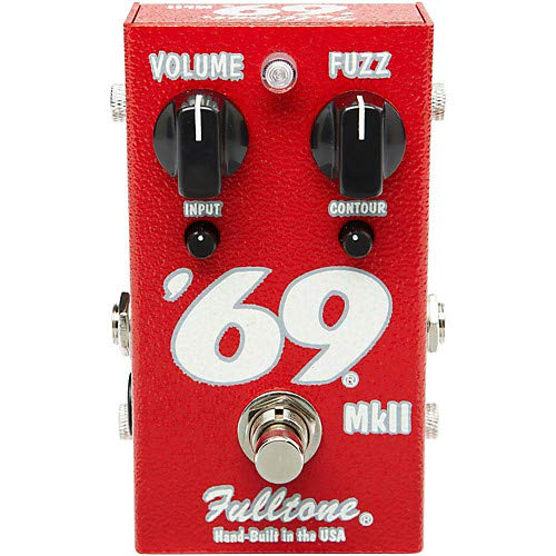 69 MkII Fuzz Guitar Effects ()
