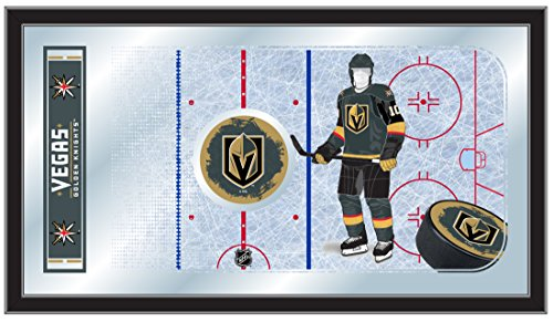 Holland Bar Stool Co. Vegas Golden Knights Hockey Rink Mirror