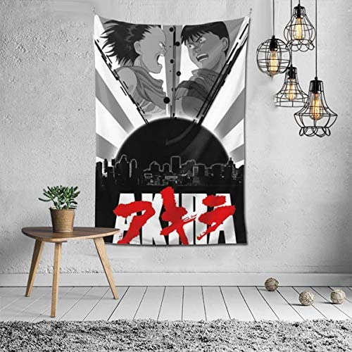 タペストリー Akira アキラ 映画のポスター インテリア おしゃれ壁掛け 壁飾り多機能 装飾布 ファブリック装飾用品 装飾アート 模様替え 部屋 窓カーテン 新居祝い 150x100cm