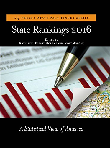 State Rankings 2016: A Statistical View of America (State Fact Finder)