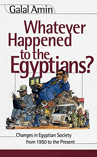 Whatever Happened to the Egyptians? Changes in Egyptian...