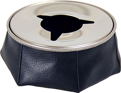 Bean-Bag-Ashtray-Black