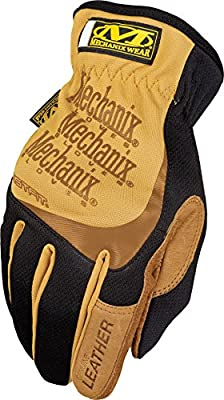 Mechanix Wear FastFit Leather Gloves