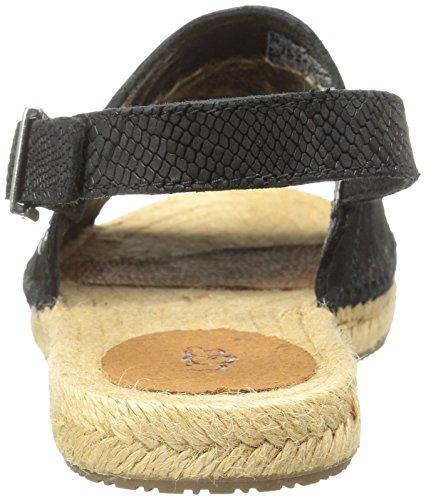 Ugg Isadora Serpente Sandalo Piatto Donne Delle Nero USqx17wP