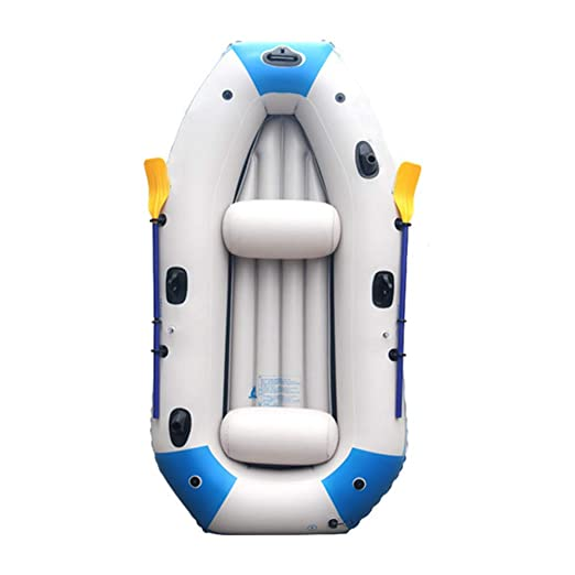 Kayak Bote Inflable Barco De Pesca Resistente Al Desgaste Grueso ...