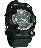 BLUTECH s shock sports watch collections Analog Black Dial Men's Watch - MTG