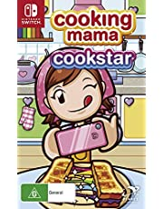 COOKING MAMA: COOKSTAR - Nintendo Switch