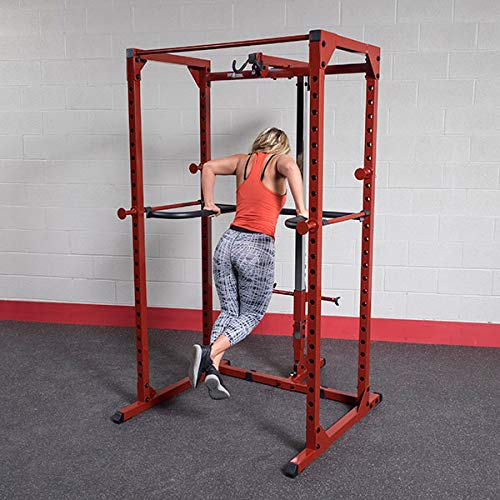 Body-Solid DR100 Power Rack Dip Attachment for Powerline and Best Fitnesss by Body-Solid (Image #4)