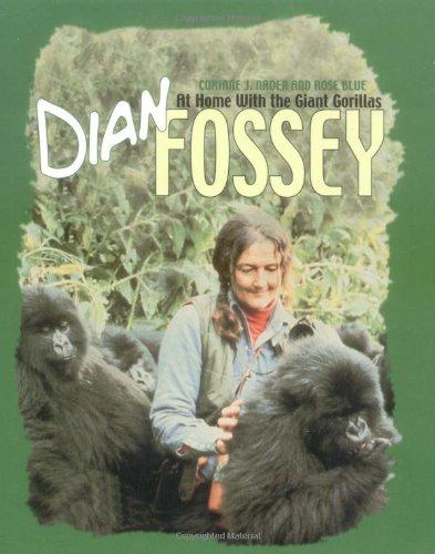 Dian Fossey: Home W/Gorillas (Gateway Greens Biography)