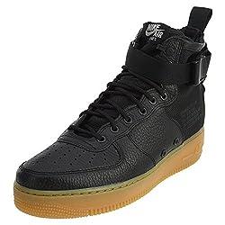 Nike Men's Sf Af1 Mid Basketball Shoe (14)