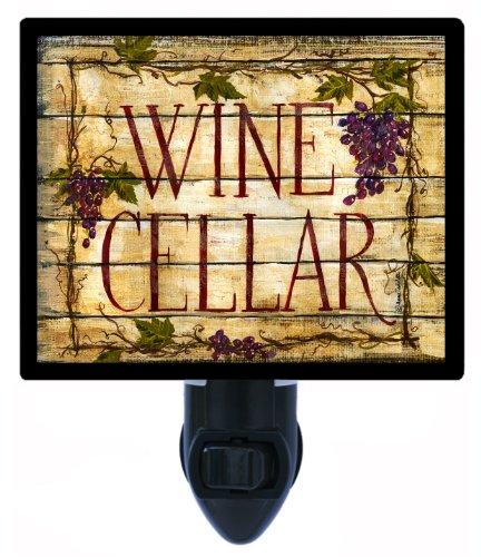 - Country Night Light - Wine Cellar