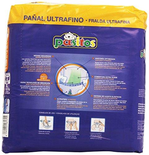 Pasitos - Pañales para bebés - Talla 4, 9-15 kg - 30 unidades: Amazon.es: Salud y cuidado personal