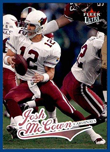 2004 Ultra #131 Josh McCown ARIZONA CARDINALS SAM