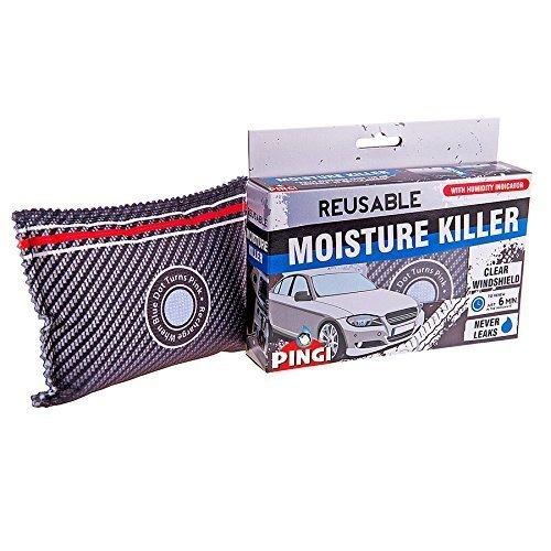 Pingi Car Dehumidifier, Fog, Moisture and Odour Remover