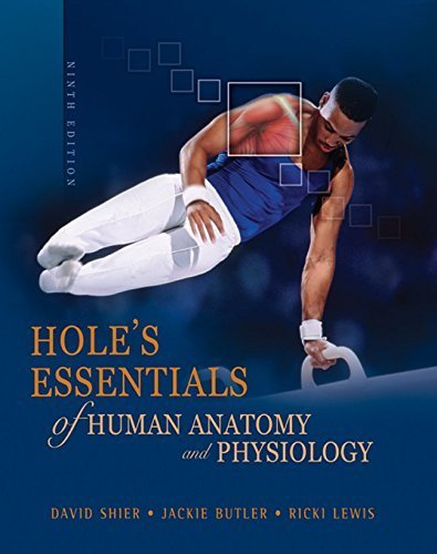 Laboratory Manual to accompany Hole's Essentials of Human Anatomy and Physiology 9th edition by Martin,Terry (2005) Spiral-bound