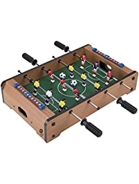 Good Foosball Table For Kids By Hey! Play!   20 Inches