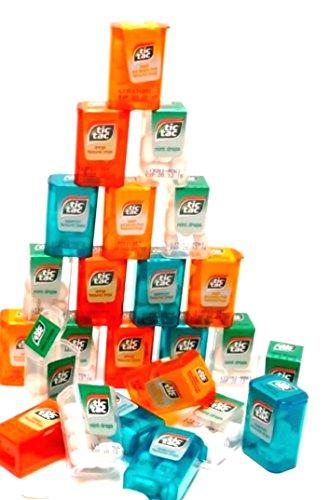 Tic Tac 20 cute mini boxes (each 3.8 GRAMS) -