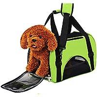 Suave transportín para mascotas de malla transpirable - Para perros y gatos