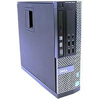 Dell Optiplex 9010 SFF Desktop PC - Intel Core i5-3470 3.2GHz 8GB 128GB SSD DVD-RW Windows 10 Professional (Certified Refurbished)