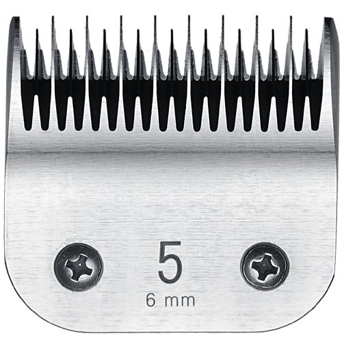 Miaco Size 5 Detachable Animal Clipper Blade fits Andis AG, AGC and Oster A5