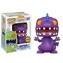 Funko POP! Animation Nickelodeon Rugrats: Reptar Limited Edition CHASE VERIANT Toy Action Figure