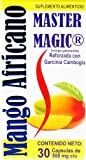 Mango Africano with Garcinia Cambodia, Master Magic Weight Loss Original Version 30 Caps Bottle