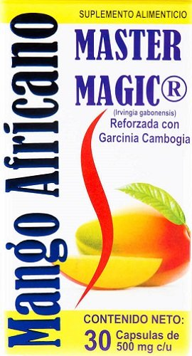 Amazon.com: Te de Mango Africano Master Magic African Mango Tea Detox Tea Extra Strength