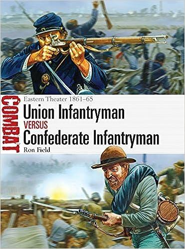 Union Infantryman vs Confederate Infantryman By author Ron ...