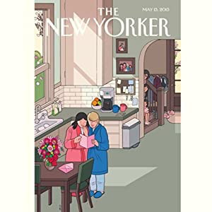 The New Yorker, May 13th 2013 (Rivka Galchen, Ryan Lizza, Raffi Khatchadourian) Periodical