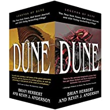 Legends of Dune Trilogy [Box Set] - (The Butlerian Jihad/The Machine Crusade/The Battle of Corrin)