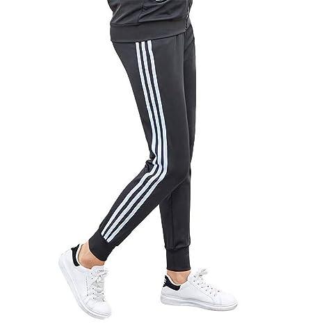 ZJCK Pantalones Deportivos de Mujer Pantalones de Yoga ...