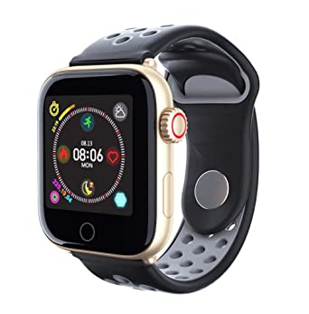 Relojes Inteligentes Smart Watch Men Water of Smartwatch ...