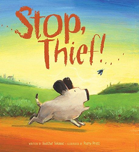 Stop, Thief! ebook