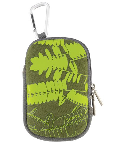 sumdex-nuc-862gn-digipouch-for-ipod-iphone-itouch-blackberry-smart-phone-digital-camera-green