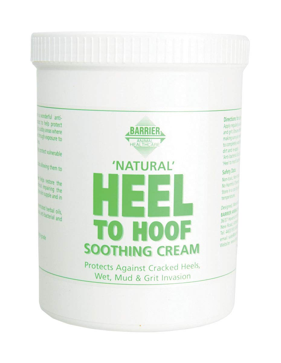 shopping online e negozio di moda BARRIER HEEL HEEL HEEL TO HOOF SOOTHING CREAM - 1 LT - BAR0052  i nuovi marchi outlet online