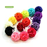 4.5 Inch Wedding Pomander Kissing Balls for Wedding Decorations, Party Event, Floral Arrangements