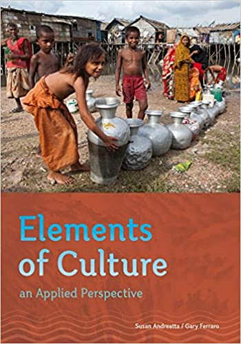 Elements Of Culture An Applied Perspective 1st Edition