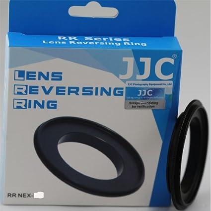 JJC RR-SM 52mm Reverse Ring