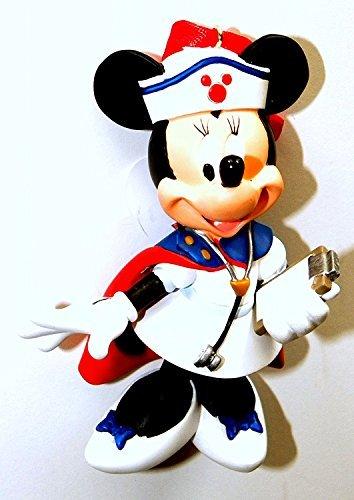Disney World Park Set 2014 Vintage Look Nurse Minnie Mouse Christmas Ornament ()