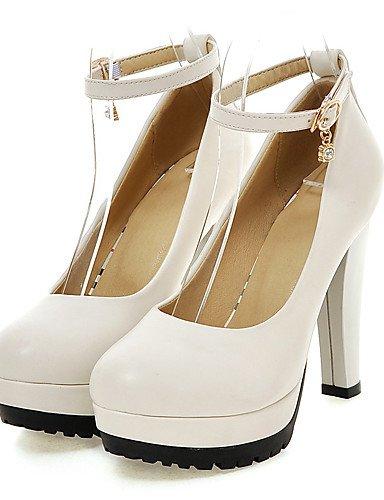 Plataforma Mujer Zapatos Uk6 Eu42 Uk8 Punta Stiletto Fiesta Y Uk8 negro 5 tacones semicuero Redonda tacones Cn43 De Blanco 5 Eu39 Zq Rosa tac¨®n 5 us10 Pink vestido us8 Cn40 5 Noche Pink Yq1wEdY