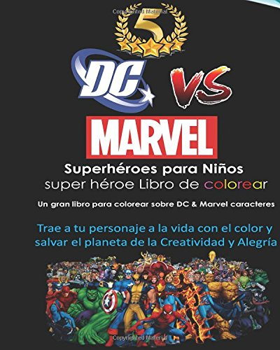 Amazon.com: DC vs Marvel Superhéroes para Niños super héroe ...