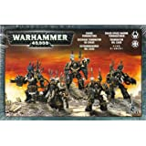 Warhammer 40K Chaos Space Marines - Terminators - Boxed Set [Board Game] by Games Workshop