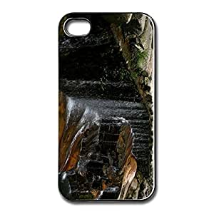 Cool Hard Plastic Shockproof Beautiful Natural Park Iphone 4s Cover