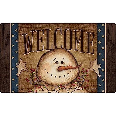 Carson Decorative Doormat-Blessing