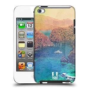 Head Case Designs Wander Beach Lovin' Back Case For Apple iPod Touch 4G 4th Gen